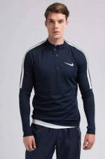 Erkek Sweatshirt - M Nk Dry Sqd17 Dril Top Ls - 831569-452