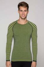 Ultimate Merıno Erkek Seamless Termal Sweatshirt