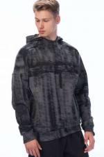 Erkek Sweatshirt - Zne Pulse Hdswt - BQ7040